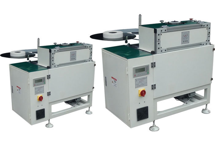 Stator Slot Paper Inserting Machine Single Slot Shape For Fan / Pump