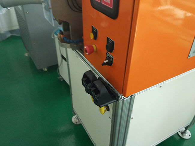 Commutator Fusing Machine With Walking Beam System , PLC Control SMT- K3220