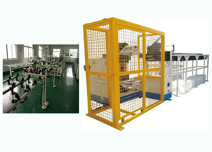 AC Electric Motor Winding Machine Single Phase Washing Wire